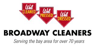 broadway cleaners logo